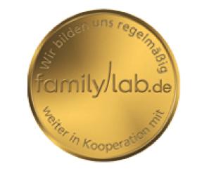 Button der familylab Kita-Weiterbildung